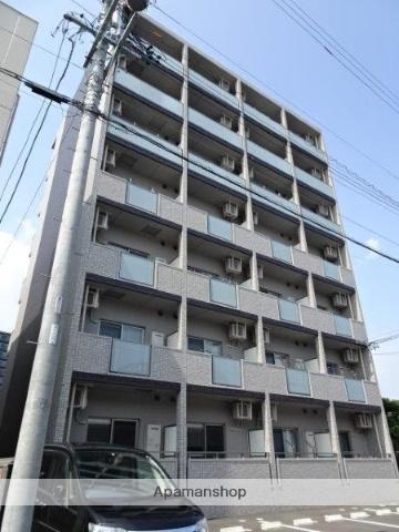 静岡県藤枝市、藤枝駅徒歩5分の新築 7階建の賃貸マンション