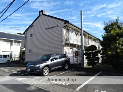 静岡県藤枝市、藤枝駅バス15分瀬古下車後徒歩2分の築28年 2階建の賃貸アパート