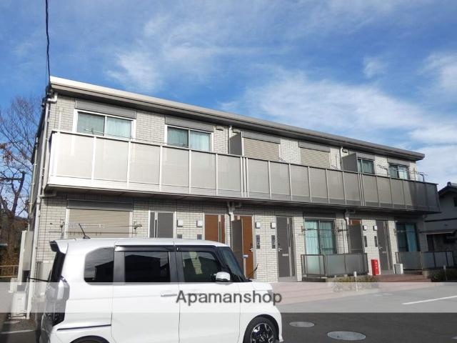 静岡県焼津市、焼津駅徒歩22分の新築 2階建の賃貸アパート
