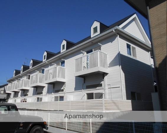 静岡県藤枝市、藤枝駅徒歩8分の築27年 2階建の賃貸アパート