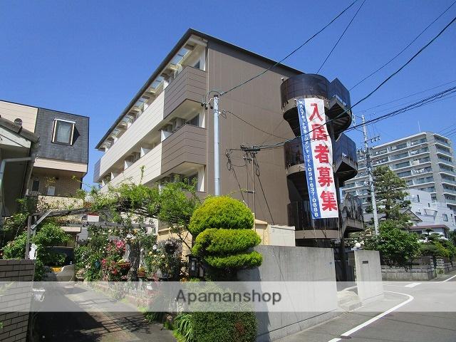 静岡県藤枝市、藤枝駅徒歩5分の築23年 4階建の賃貸アパート