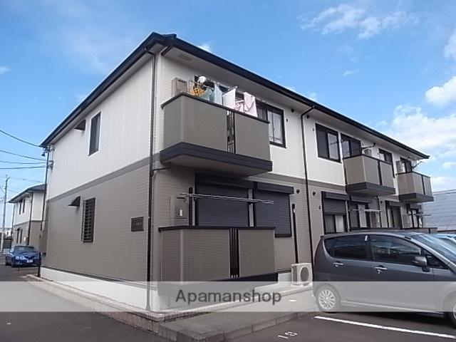 静岡県藤枝市、西焼津駅徒歩13分の築14年 2階建の賃貸アパート