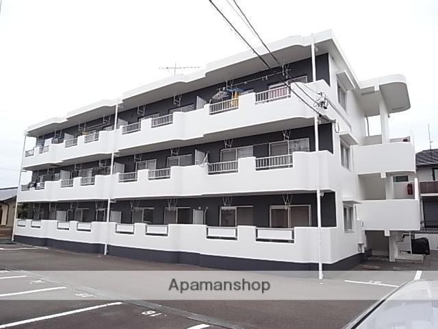 静岡県榛原郡吉田町の築19年 3階建の賃貸マンション