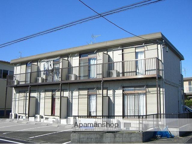 静岡県榛原郡吉田町の築20年 2階建の賃貸アパート