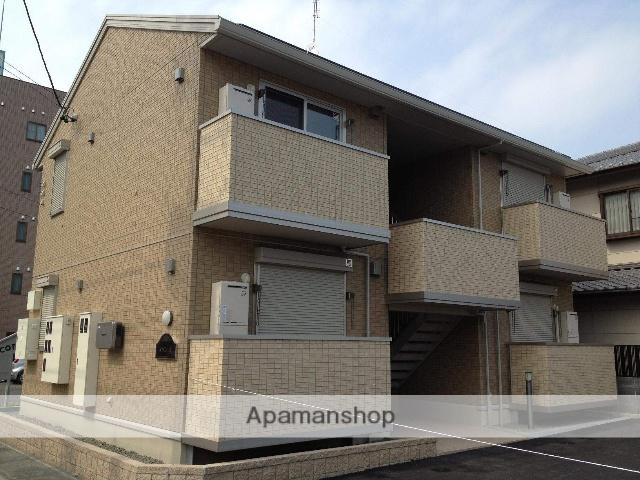 静岡県藤枝市、藤枝駅徒歩6分の築4年 2階建の賃貸アパート