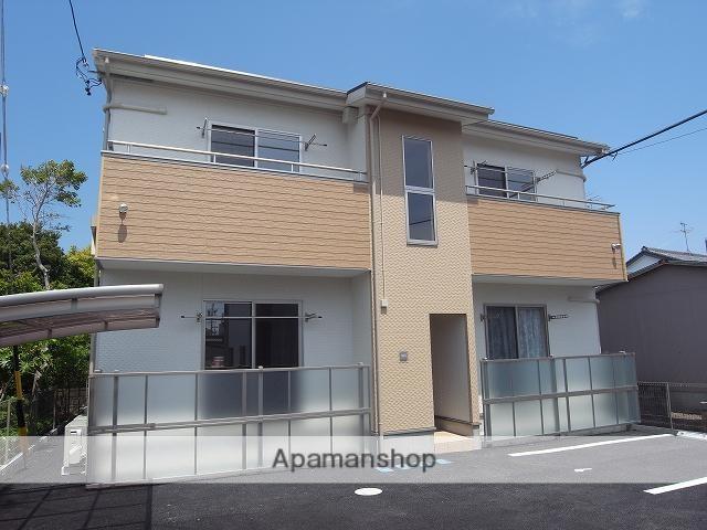 静岡県榛原郡吉田町の築3年 2階建の賃貸アパート