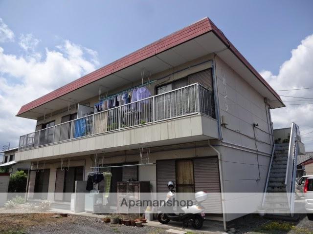 静岡県藤枝市、藤枝駅徒歩18分の築34年 2階建の賃貸アパート