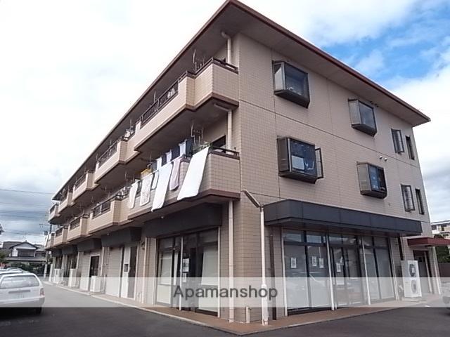 静岡県焼津市、焼津駅徒歩10分の築28年 3階建の賃貸マンション