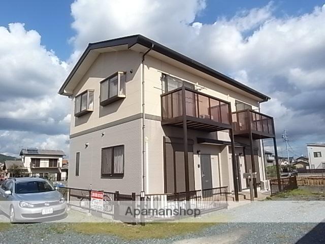 静岡県島田市、島田駅徒歩17分の築11年 2階建の賃貸テラスハウス
