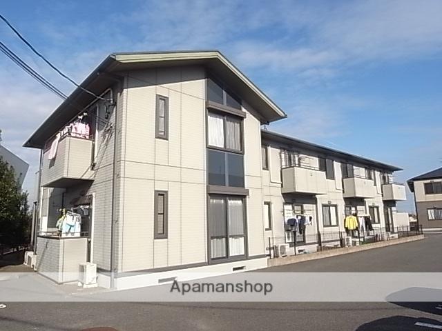 静岡県榛原郡吉田町の築12年 2階建の賃貸アパート
