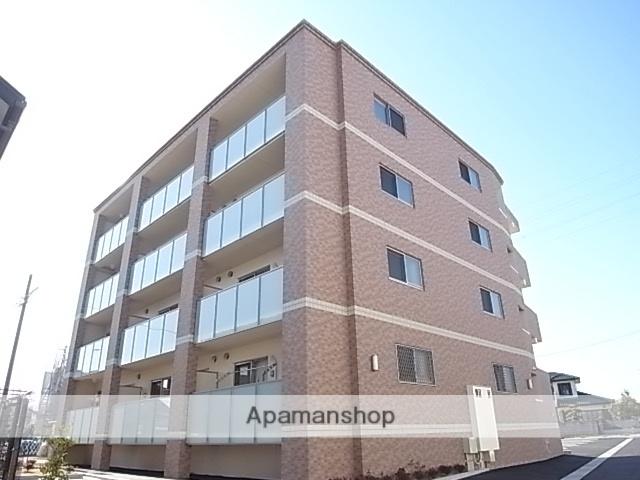 静岡県島田市の築3年 4階建の賃貸マンション