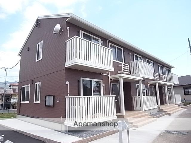 静岡県焼津市、焼津駅徒歩17分の築4年 2階建の賃貸アパート