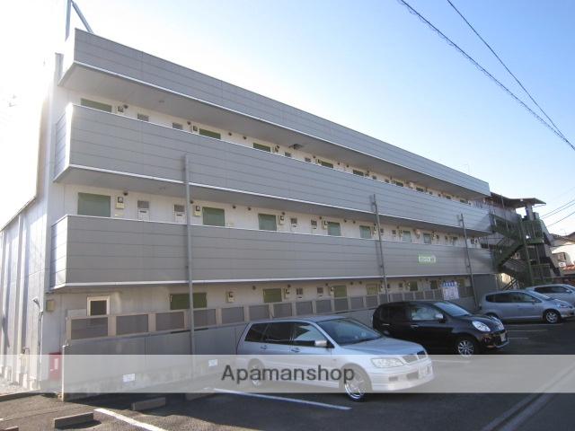 静岡県藤枝市、藤枝駅徒歩20分の築21年 3階建の賃貸マンション
