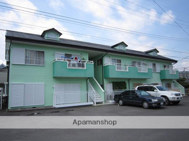 静岡県焼津市、西焼津駅徒歩6分の築29年 2階建の賃貸アパート