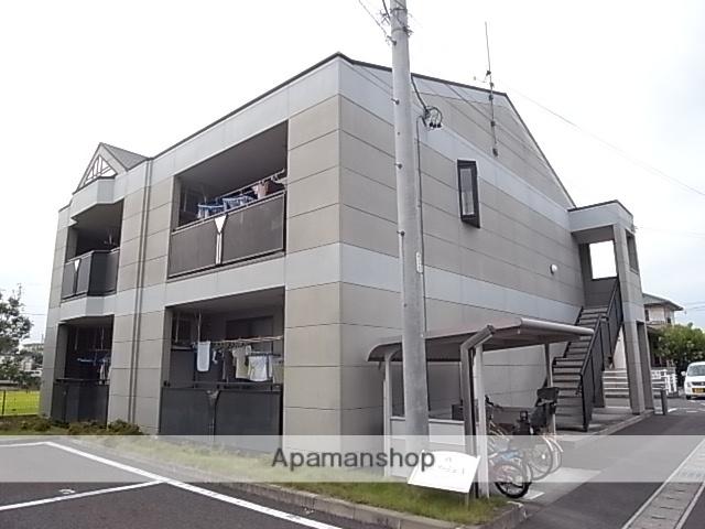 静岡県焼津市、西焼津駅徒歩17分の築12年 2階建の賃貸アパート