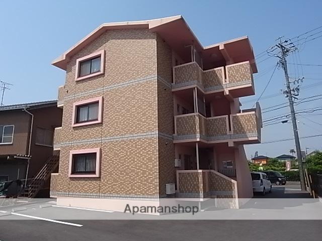 静岡県藤枝市、藤枝駅徒歩26分の築10年 3階建の賃貸マンション