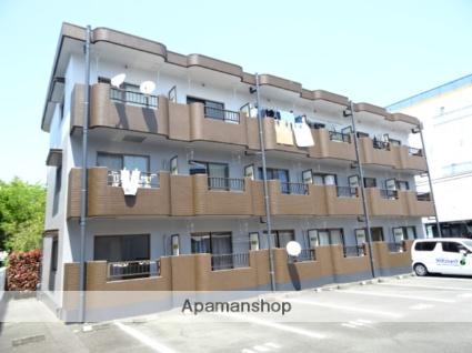 静岡県浜松市東区、天竜川駅徒歩14分の築23年 3階建の賃貸マンション