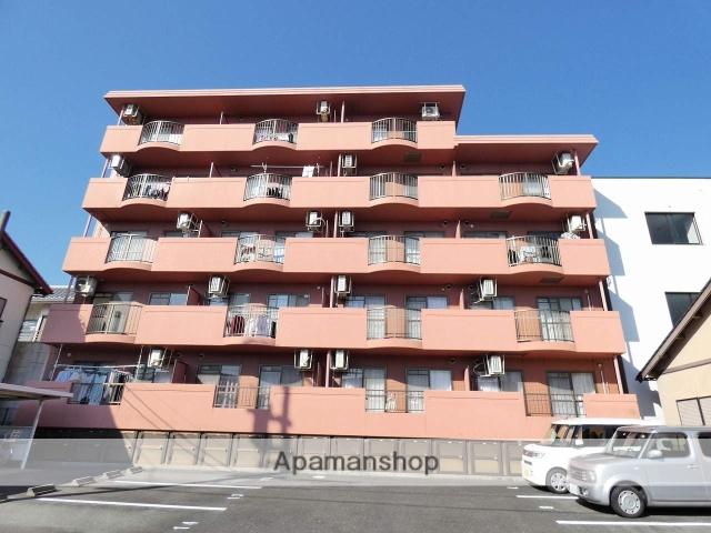 静岡県磐田市、磐田駅徒歩4分の築20年 5階建の賃貸マンション