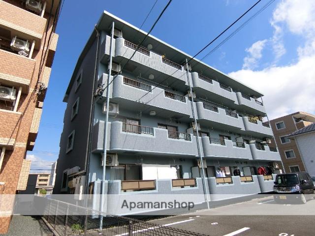 静岡県袋井市、愛野駅徒歩4分の築12年 4階建の賃貸マンション