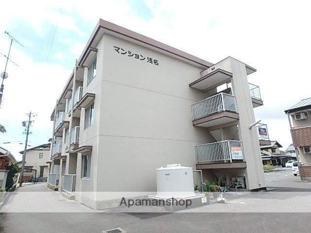 静岡県袋井市の築30年 3階建の賃貸マンション