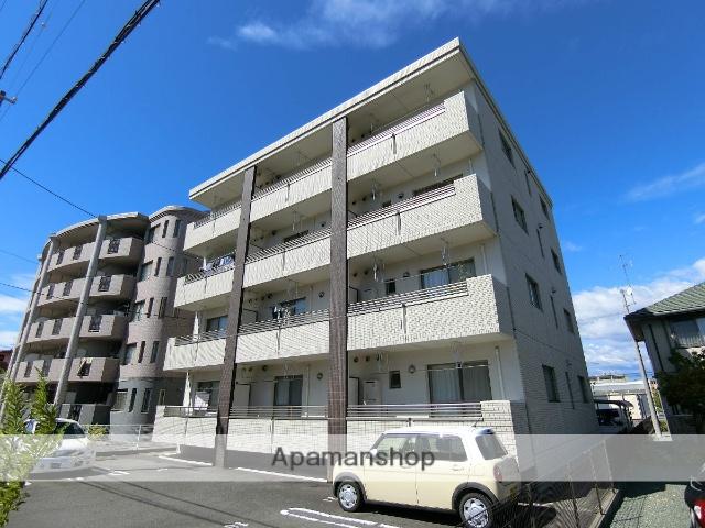 静岡県袋井市、愛野駅徒歩3分の築8年 4階建の賃貸マンション