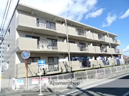 静岡県浜松市東区、天竜川駅徒歩15分の築21年 3階建の賃貸マンション