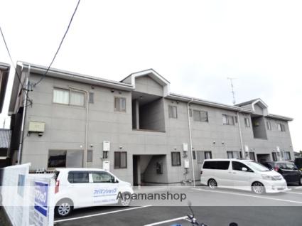 静岡県浜松市東区、天竜川駅徒歩30分の築18年 2階建の賃貸アパート