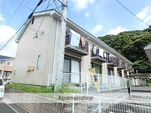静岡県袋井市、袋井駅遠鉄バスバス30分山名小学校下車後徒歩5分の築10年 2階建の賃貸テラスハウス