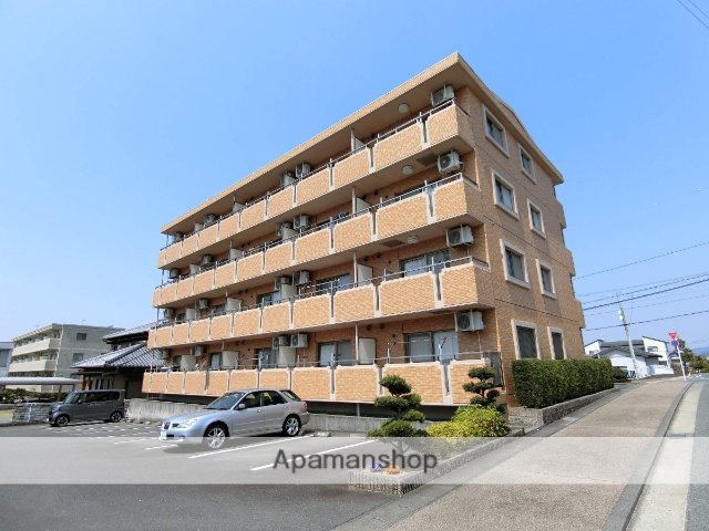 静岡県袋井市、愛野駅徒歩11分の築13年 4階建の賃貸マンション