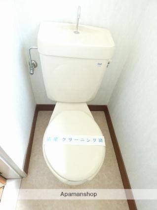 国府台ハイツⅠ[2DK/38.8m2]のトイレ