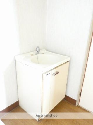 国府台ハイツⅠ[2DK/38.8m2]の洗面所