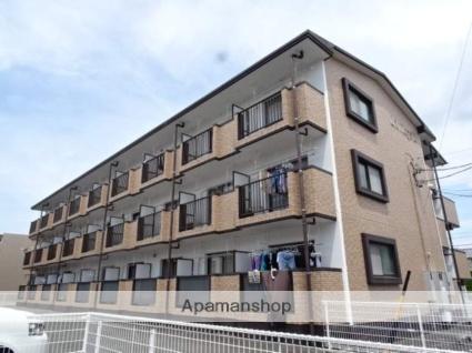 静岡県浜松市東区、天竜川駅徒歩23分の築18年 3階建の賃貸マンション