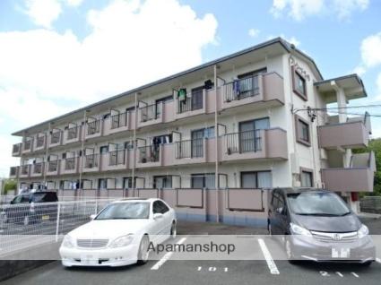 静岡県浜松市東区、浜松駅遠州鉄道バスバス22分上石田下車後徒歩5分の築16年 3階建の賃貸マンション