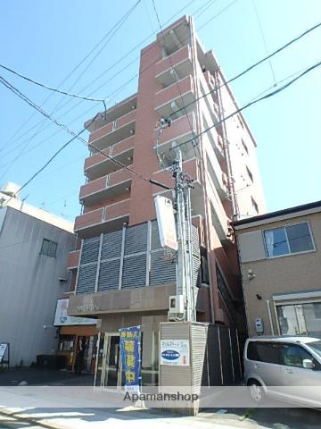 静岡県磐田市、磐田駅徒歩1分の築7年 7階建の賃貸マンション