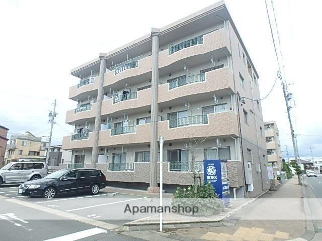 静岡県磐田市、磐田駅徒歩9分の築11年 4階建の賃貸マンション