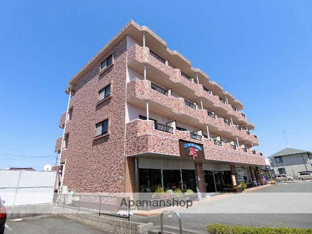 静岡県袋井市、愛野駅徒歩1分の築15年 4階建の賃貸マンション