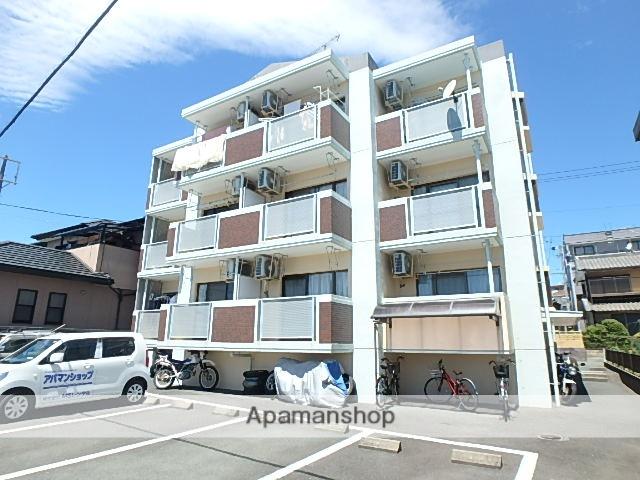 静岡県磐田市、磐田駅徒歩4分の築21年 3階建の賃貸マンション