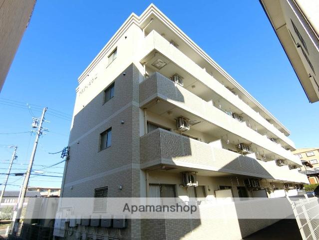 静岡県袋井市、愛野駅徒歩5分の築9年 4階建の賃貸マンション