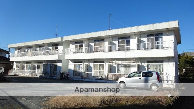 静岡県袋井市の築31年 2階建の賃貸アパート