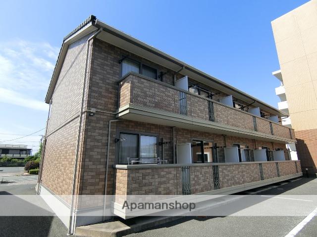 静岡県袋井市、愛野駅徒歩3分の築13年 2階建の賃貸アパート