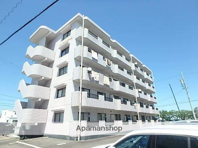 静岡県磐田市、磐田駅徒歩10分の築21年 5階建の賃貸マンション