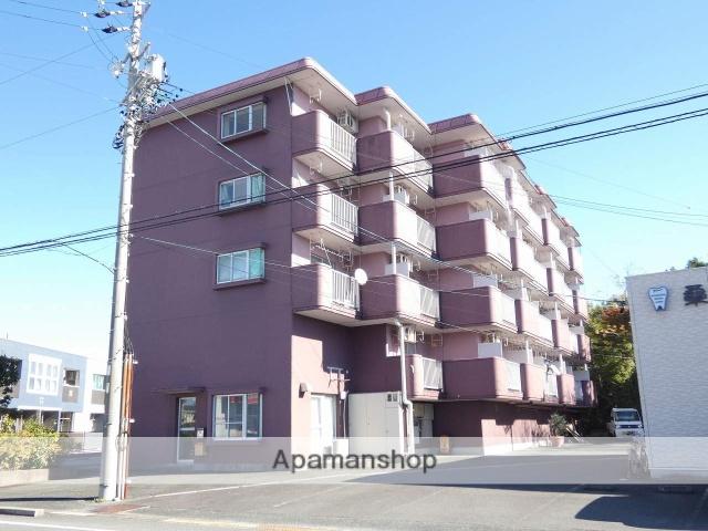 静岡県磐田市の築27年 4階建の賃貸マンション