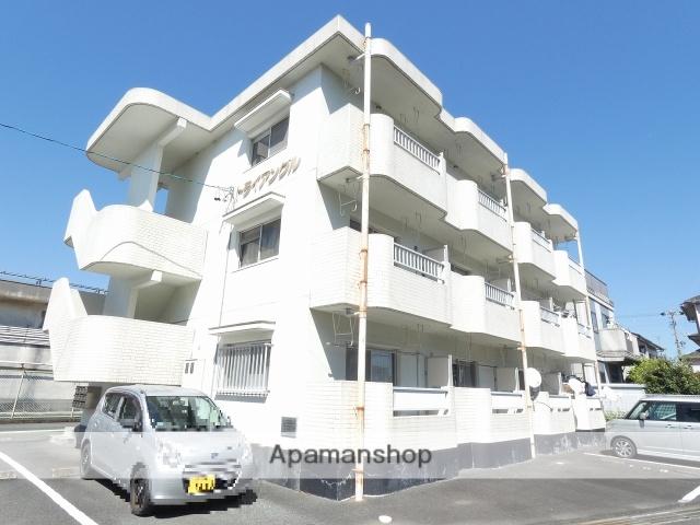 静岡県磐田市、磐田駅徒歩18分の築21年 3階建の賃貸マンション