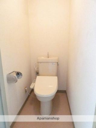 エミネンス加茂川[2DK/57.55m2]のトイレ