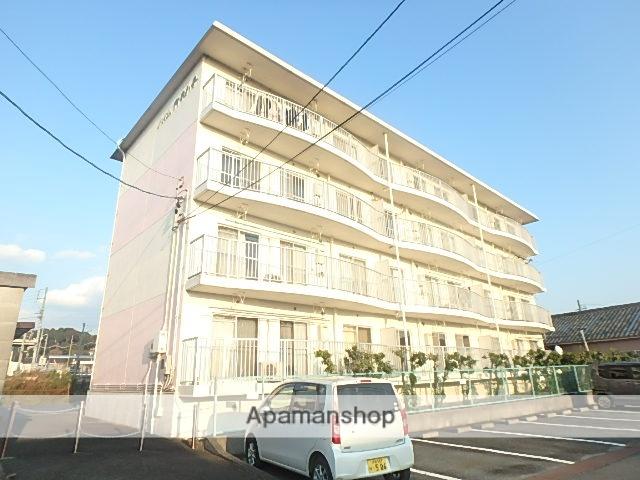 静岡県磐田市、豊岡駅徒歩1分の築26年 3階建の賃貸マンション