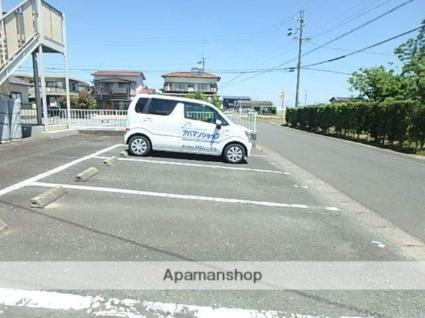 カルテット[2DK/40.5m2]の駐車場