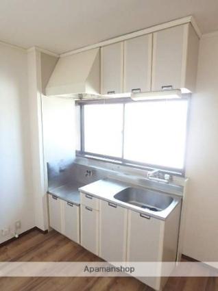 カルテット[2DK/40.5m2]のキッチン
