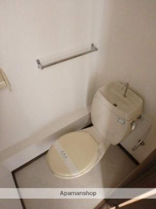 カルテット[2DK/40.5m2]のトイレ