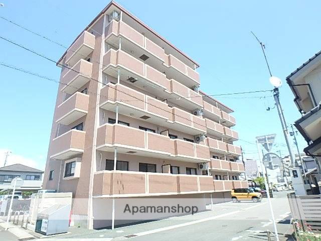 静岡県磐田市、磐田駅徒歩5分の築13年 5階建の賃貸マンション