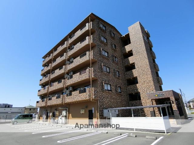 静岡県袋井市、愛野駅徒歩1分の築13年 6階建の賃貸マンション